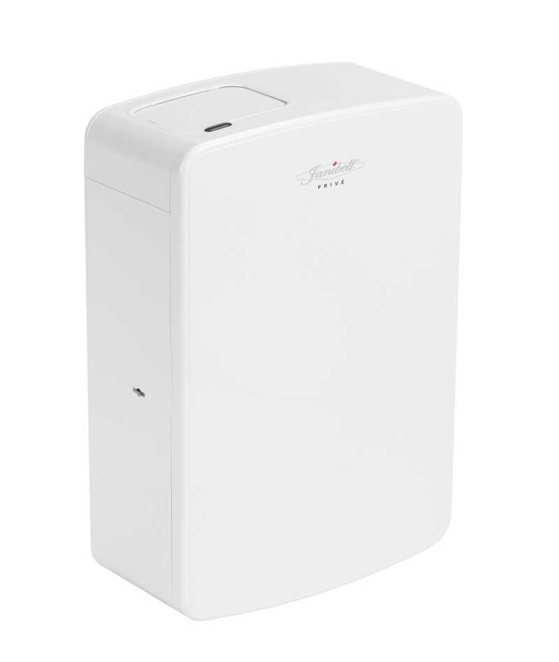 c77506a4137dd1 Hochwertige sensorrgesteuerte Hygienebox mit eizigartigen  Schlauchbeutelsystem. Sie zeichnet sich durch einfache Bedienung aus und  reduziert